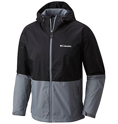 Men's Roan Mountain™ Jacket Roan Mountain™ Jacket | 010 | S, Black, Grey Ash, front