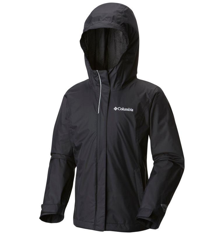 Arcadia™ Jacket | 010 | M Girls' Arcadia™ Jacket, Black, a1