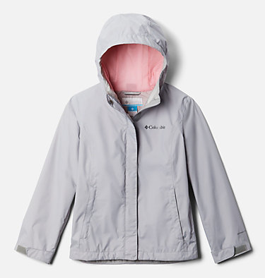 Girls' Arcadia™ Jacket Arcadia™ Jacket | 468 | L, Columbia Grey, front