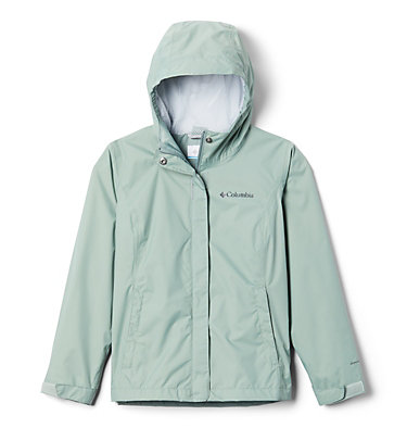 Girls' Arcadia™ Jacket Arcadia™ Jacket | 468 | L, Light Lichen, front
