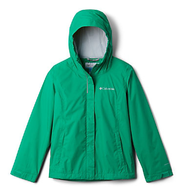 Veste Arcadia™ pour fille Arcadia™ Jacket | 695 | L, Dark Lime, front