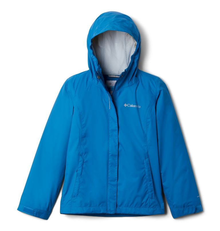 Arcadia™ Jacket | 440 | M Girls' Arcadia™ Jacket, Dark Pool, front