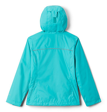 Girls' Arcadia™ Jacket Arcadia™ Jacket | 468 | L, Bright Aqua, back