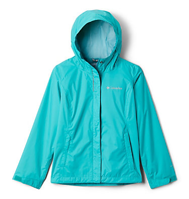 Girls' Arcadia™ Jacket Arcadia™ Jacket | 468 | L, Bright Aqua, front
