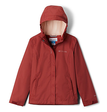 Girl's Arcadia™ Jacket Arcadia™ Jacket | 695 | L, Dusty Crimson, front