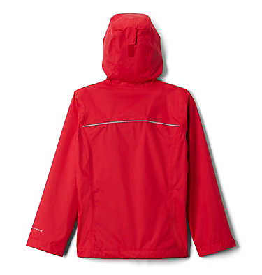Girls' Arcadia™ Jacket Arcadia™ Jacket | 468 | L, Red Lily, back