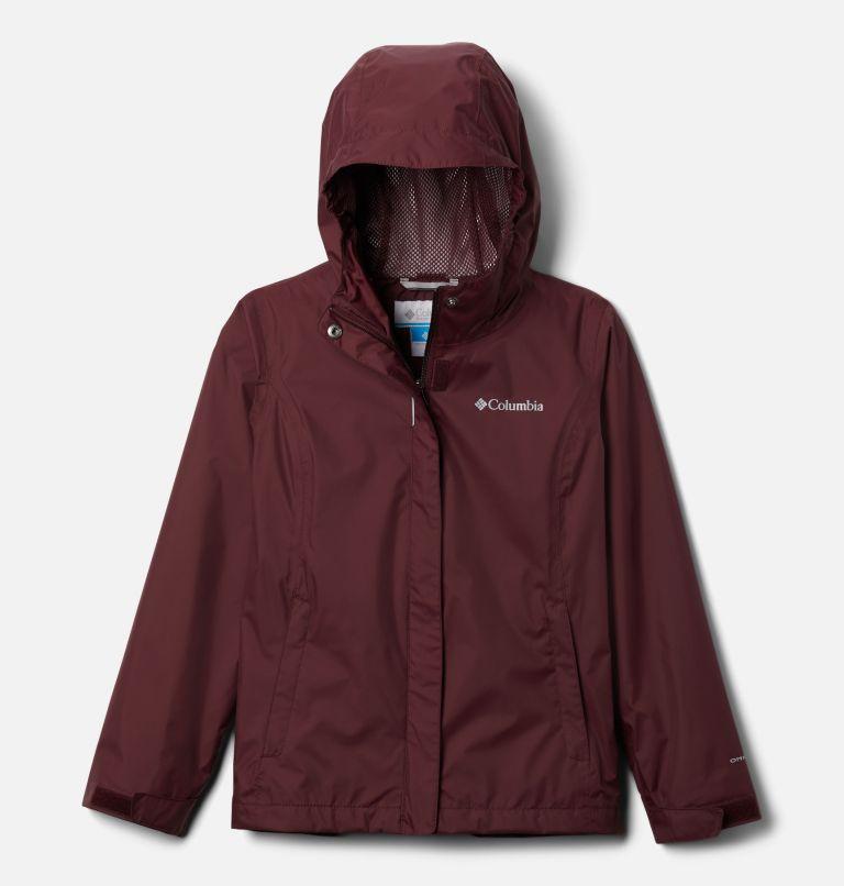 Arcadia™ Jacket   671   M Girls' Arcadia™ Jacket, Malbec, front