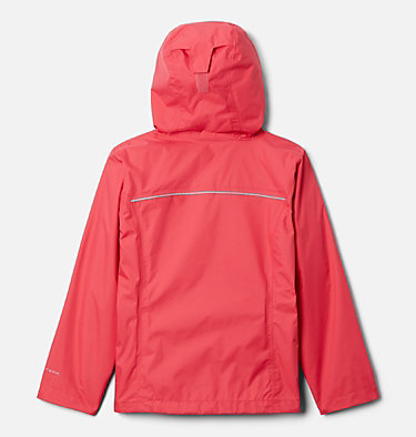 Girls' Arcadia™ Jacket Arcadia™ Jacket | 468 | L, Bright Geranium, back