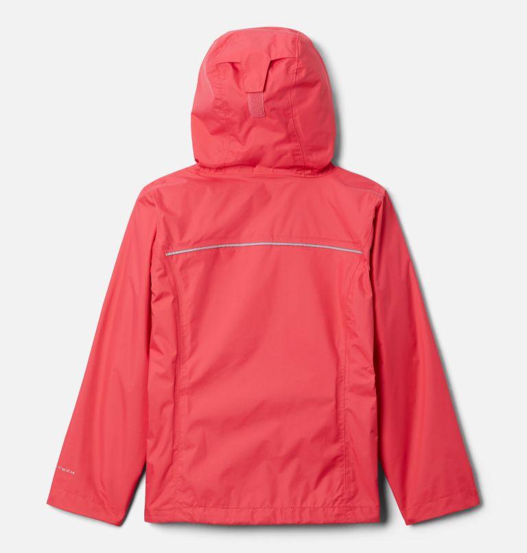 Arcadia™ Jacket   675   M Girls' Arcadia™ Jacket, Bright Geranium, back