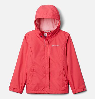 Girls' Arcadia™ Jacket Arcadia™ Jacket | 468 | L, Bright Geranium, front