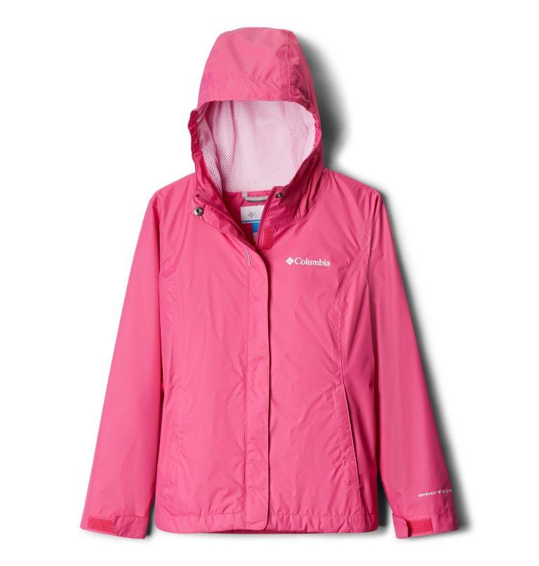 Arcadia™ Jacket | 695 | L Girl's Arcadia™ Jacket, Pink Ice, front