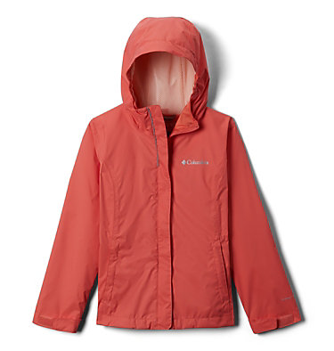 Girls' Arcadia™ Jacket Arcadia™ Jacket | 468 | L, Melonade, front