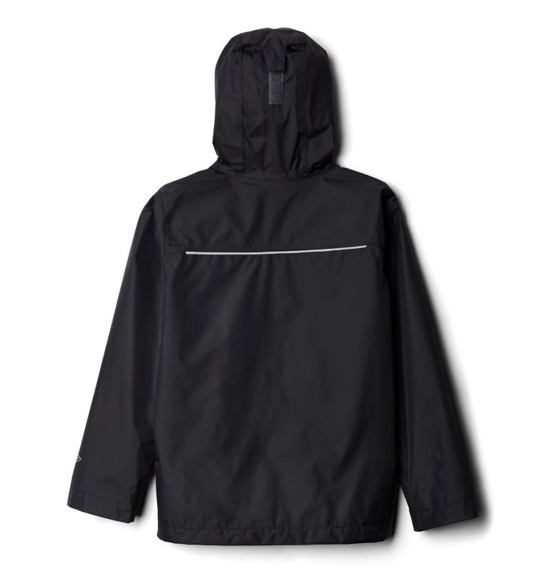 Watertight™ Jacket | 010 | XS Boys' Watertight™ Jacket, Black, back