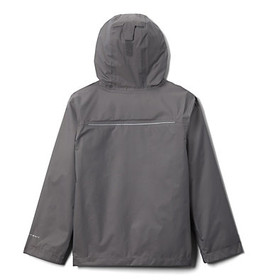 Boys' Watertight™ Jacket Watertight™ Jacket | 099 | L, City Grey, back