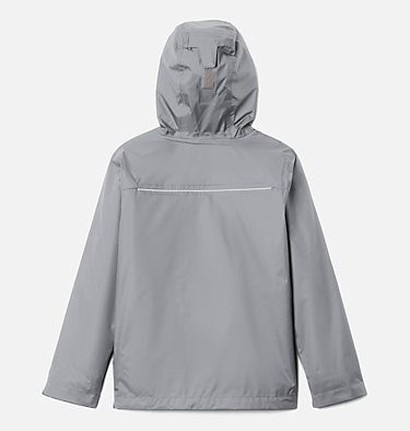 Boys' Watertight™ Jacket Watertight™ Jacket | 010 | XXS, Columbia Grey, back