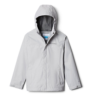 Boys' Watertight™ Jacket Watertight™ Jacket | 099 | L, Slate Grey, front