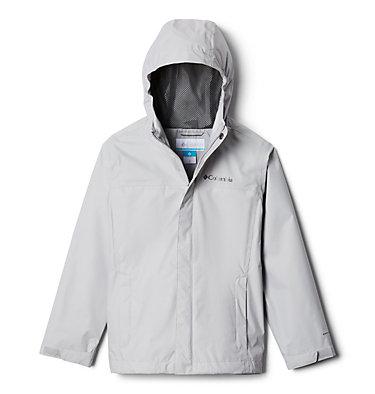 Boys' Watertight™ Jacket Watertight™ Jacket | 099 | L, Slate Grey, front