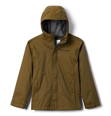 Boys' Watertight™ Jacket Watertight™ Jacket | 010 | XXS, New Olive, front