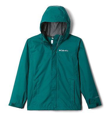 Boys' Watertight™ Jacket Watertight™ Jacket | 099 | L, Pine Green, front