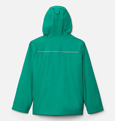 Boys' Watertight™ Jacket Watertight™ Jacket | 010 | XXS, Emerald Green, back