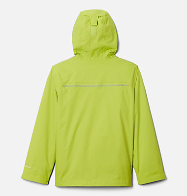 Boys' Watertight™ Jacket Watertight™ Jacket | 099 | L, Bright Chartreuse, back