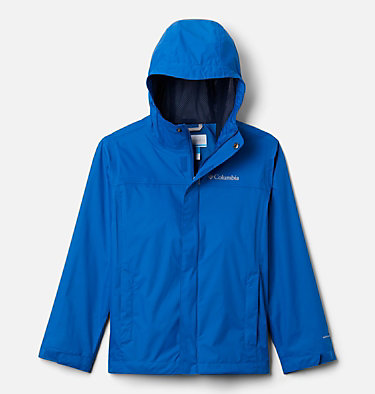 Boys' Watertight™ Jacket Watertight™ Jacket | 099 | L, Bright Indigo, front