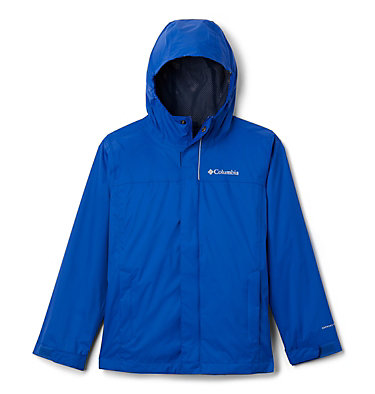 Boys' Watertight™ Jacket Watertight™ Jacket | 099 | L, Azul, front