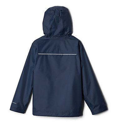 Boys' Watertight™ Jacket Watertight™ Jacket | 099 | L, Collegiate Navy, back