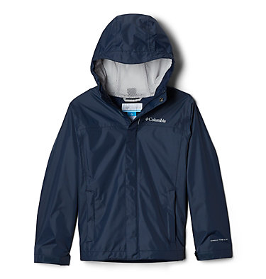 Boys' Watertight™ Jacket Watertight™ Jacket | 099 | L, Collegiate Navy, front