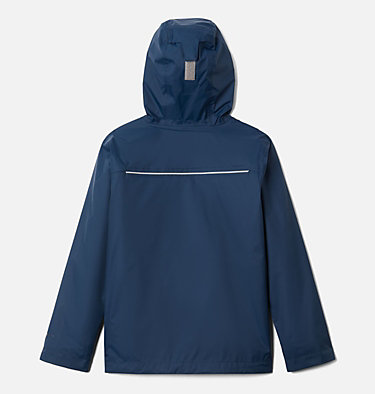 Boys' Watertight™ Jacket Watertight™ Jacket | 099 | L, Collegiate Navy, back