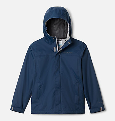 Boys' Watertight™ Jacket Watertight™ Jacket | 010 | XXS, Collegiate Navy, front
