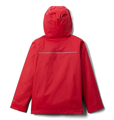Boys' Watertight™ Jacket Watertight™ Jacket | 010 | XXS, Mountain Red, back