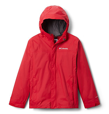 Boys' Watertight™ Jacket Watertight™ Jacket | 010 | XXS, Mountain Red, front