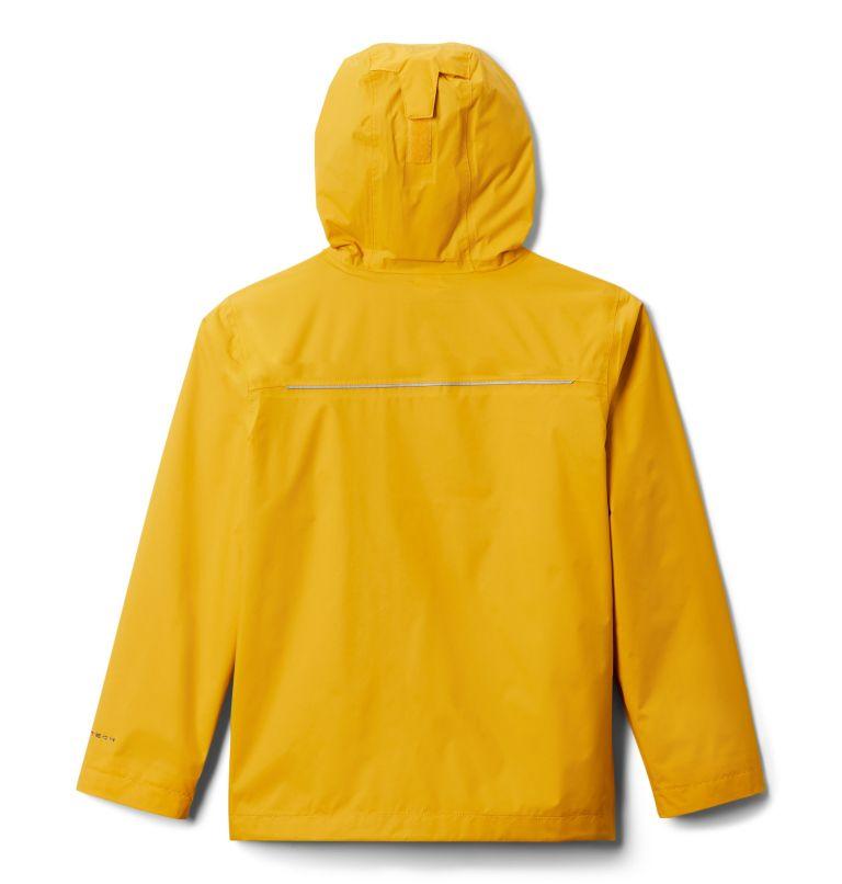 Watertight™ Jacket | 790 | XXS Boys' Watertight™ Jacket, Bright Gold, back