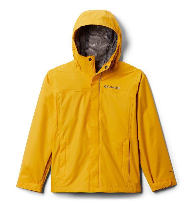 Watertight™ Jacket | 790 | XXS Boys' Watertight™ Jacket, Bright Gold, front