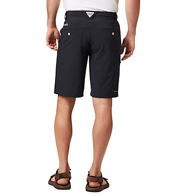 Men's PFG Grander Marlin™ II Offshore Shorts Grander Marlin™ II Offshore Short | 337 | 38, Black, back