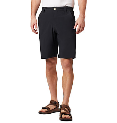 Men's PFG Grander Marlin™ II Offshore Shorts Grander Marlin™ II Offshore Short | 337 | 38, Black, front