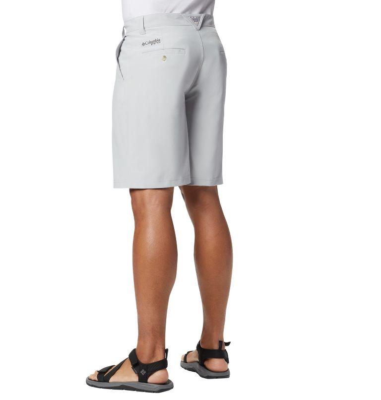 Grander Marlin™ II Offshore Short   019   34 Men's PFG Grander Marlin™ II Offshore Shorts, Cool Grey, back