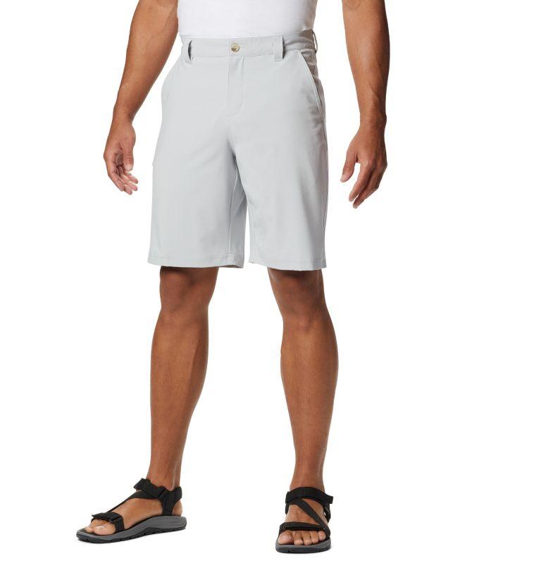 Grander Marlin™ II Offshore Short   019   34 Men's PFG Grander Marlin™ II Offshore Shorts, Cool Grey, front