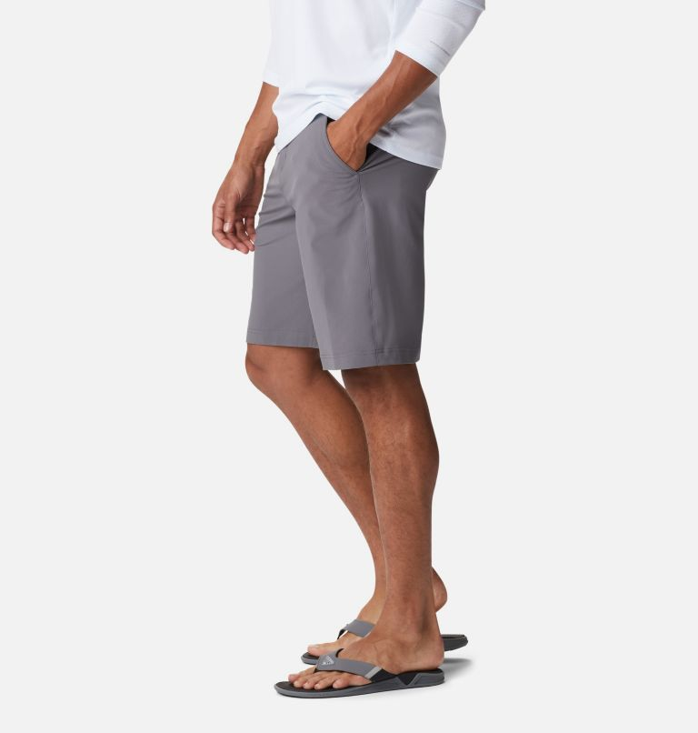 Grander Marlin™ II Offshore Short | 023 | 38 Men's PFG Grander Marlin™ II Offshore Shorts, City Grey, a1