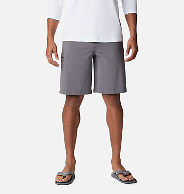 Men's PFG Grander Marlin™ II Offshore Shorts Grander Marlin™ II Offshore Short | 337 | 38, City Grey, front