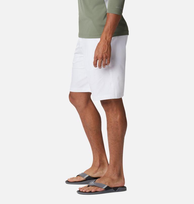 Grander Marlin™ II Offshore Short | 100 | 28 Men's PFG Grander Marlin™ II Offshore Shorts, White, a1