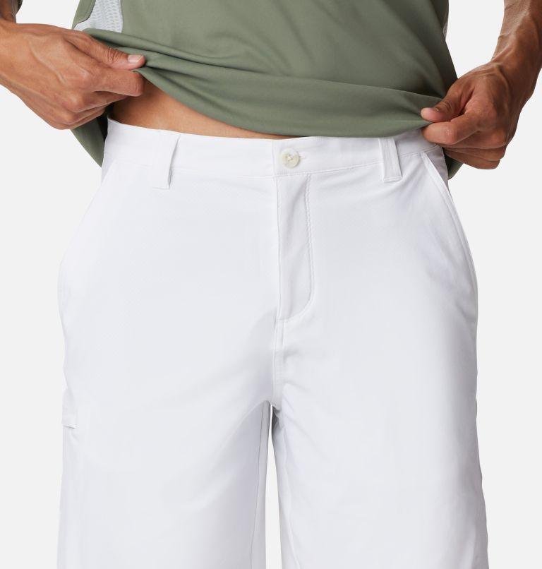 Grander Marlin™ II Offshore Short | 100 | 28 Men's PFG Grander Marlin™ II Offshore Shorts, White, a2
