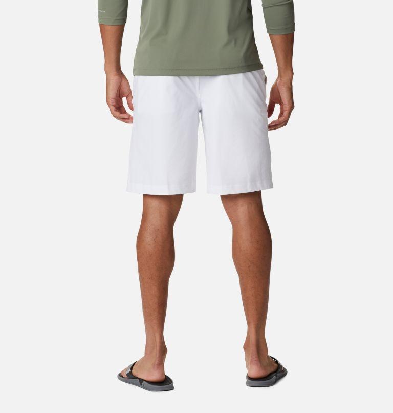 Grander Marlin™ II Offshore Short | 100 | 28 Men's PFG Grander Marlin™ II Offshore Shorts, White, back
