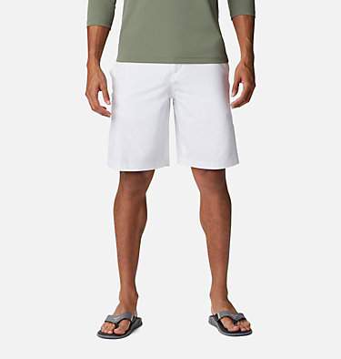 Men's PFG Grander Marlin™ II Offshore Shorts Grander Marlin™ II Offshore Short | 337 | 38, White, front
