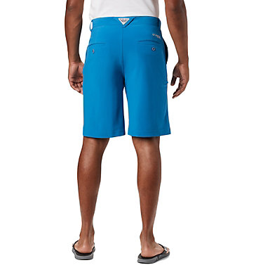 Men's PFG Grander Marlin™ II Offshore Shorts Grander Marlin™ II Offshore Short | 440 | 28, Dark Pool, back