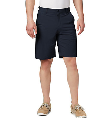Men's PFG Grander Marlin™ II Offshore Shorts Grander Marlin™ II Offshore Short | 337 | 38, Collegiate Navy, front