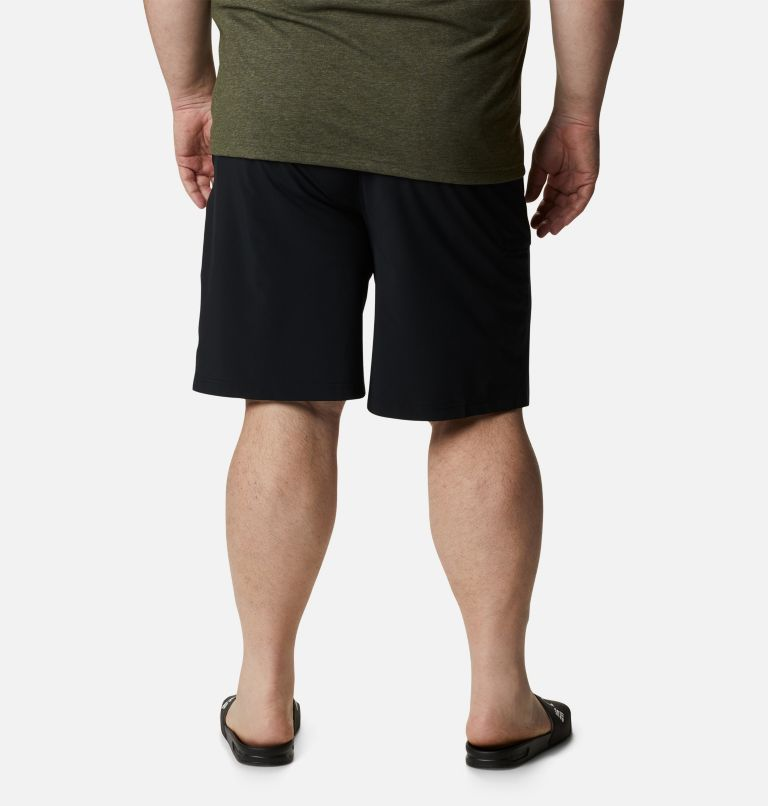 Grander Marlin™ II Offshore Short | 010 | 46 Men's PFG Grander Marlin™ II Offshore Shorts - Big, Black, back