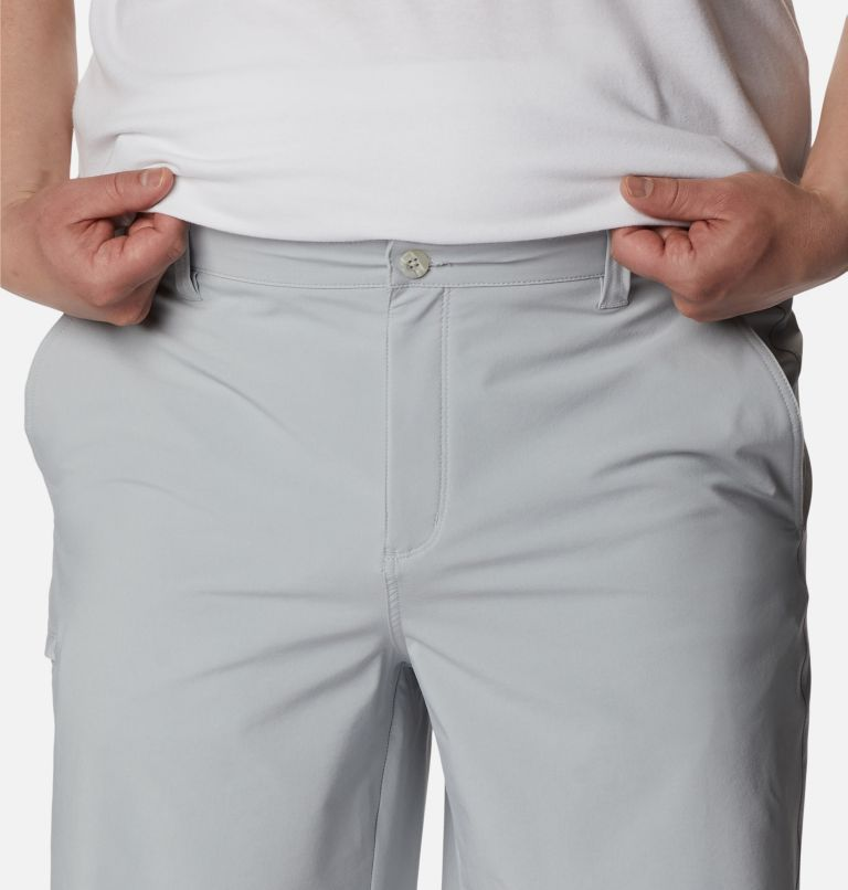 Grander Marlin™ II Offshore Short | 019 | 42 Men's PFG Grander Marlin™ II Offshore Shorts - Big, Cool Grey, a2