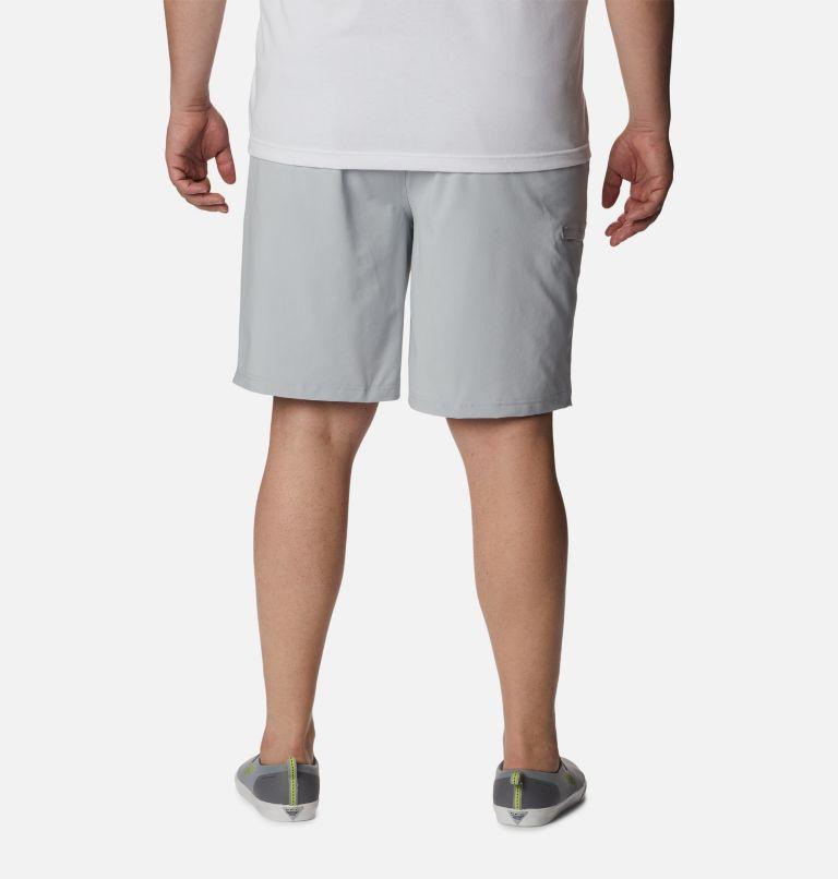 Grander Marlin™ II Offshore Short | 019 | 52 Men's PFG Grander Marlin™ II Offshore Shorts - Big, Cool Grey, back